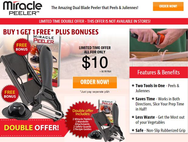miracle peeler website