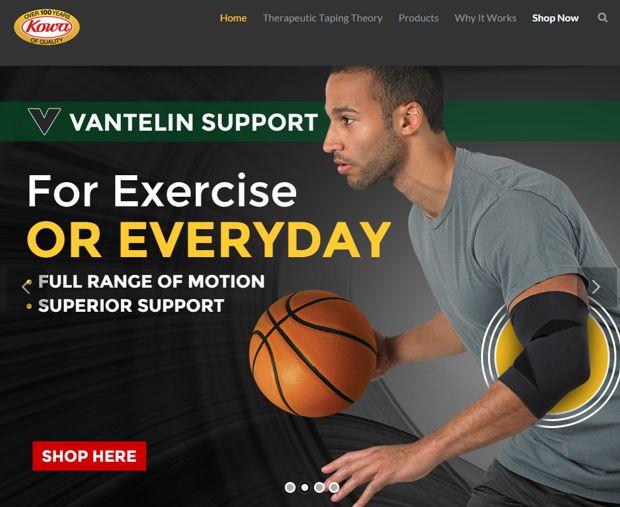 vantelin website