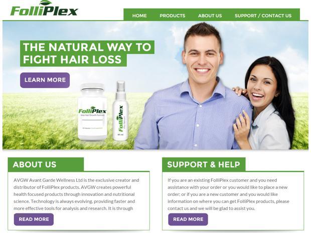 folliplex website