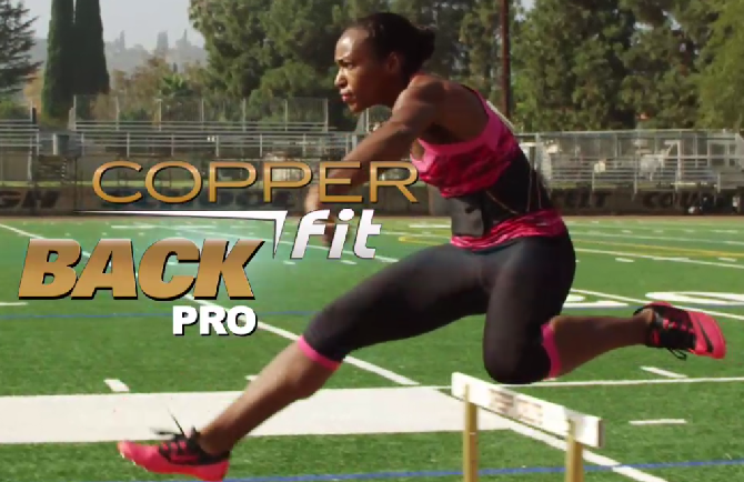 Copper Fit Back Pro TV commercial screenshot