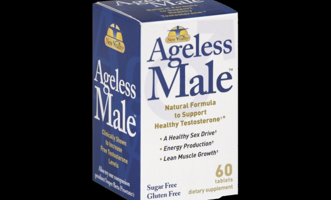 ageless male