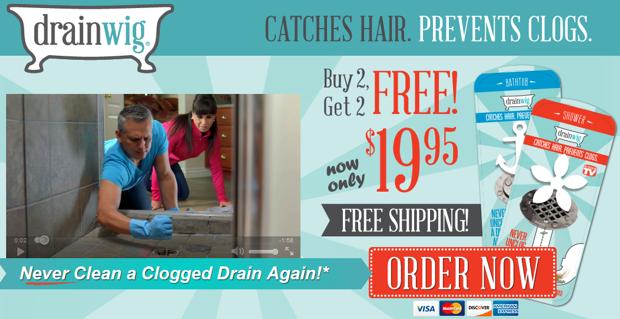 drain wig website 2015
