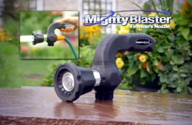 mighty blaster review