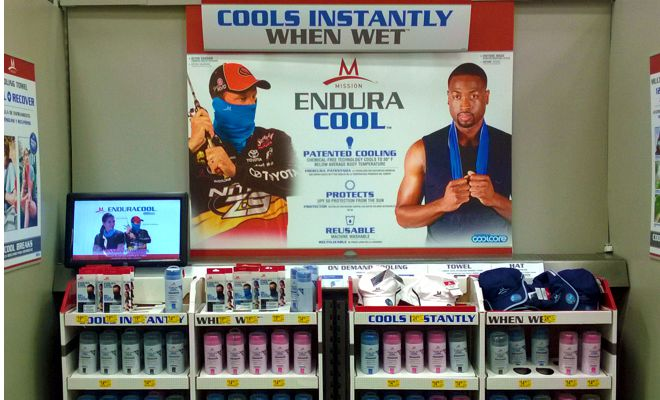 enduracool display