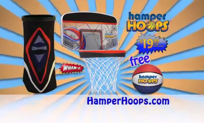 Hamper Hoops Reviews: Does it Help Keep Rooms Clean?