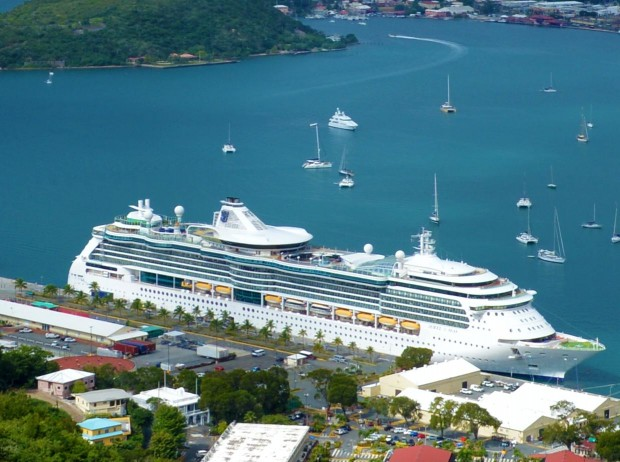 jewel of the seas st thomas