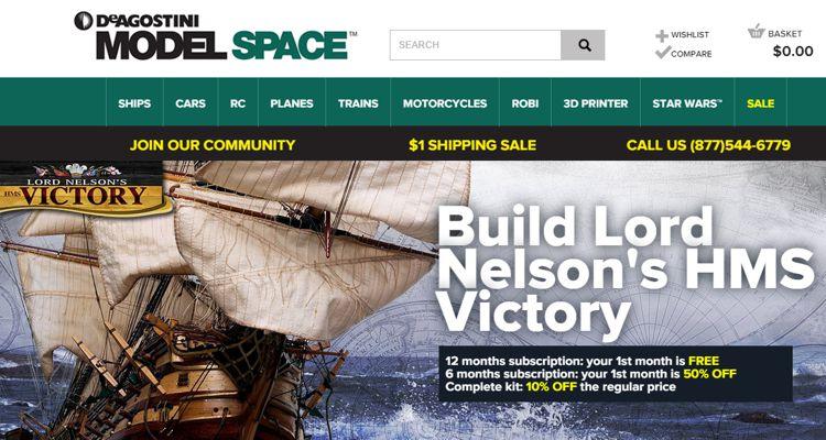 modelspace website