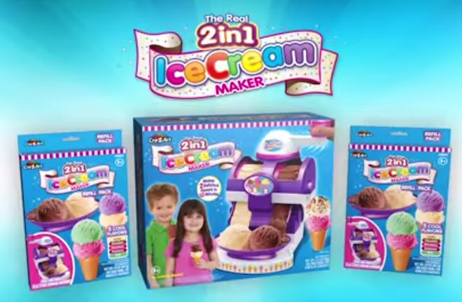 Cra Z Art Ice Cream Maker