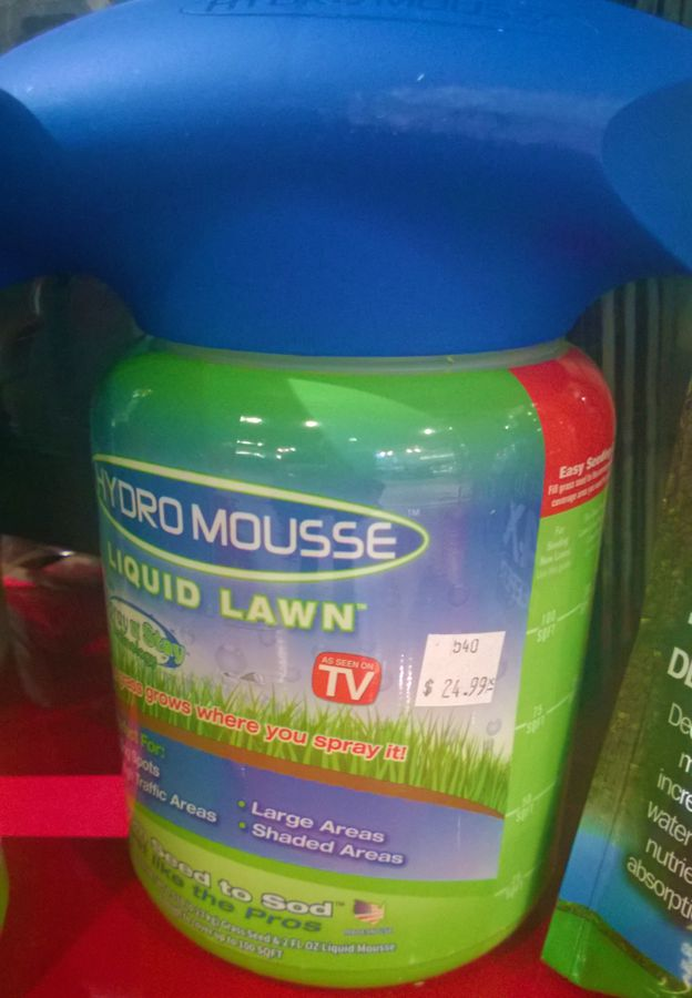 Hydro Mousse Liquid Lawn Review Spray On Grass Seed