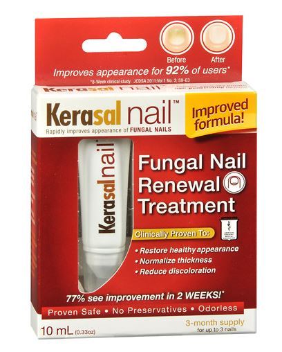 Kerasal Nail Review Does It Help Nail Fungus Epic Reviews