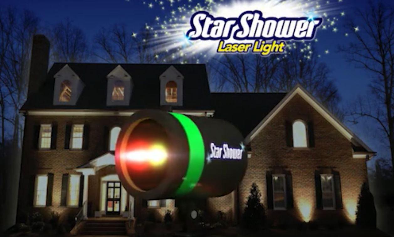 Star Shower Laser Light Reviews - Epic.Reviews