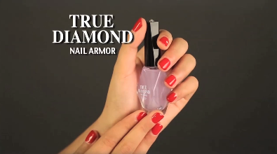 True Diamond Nail Armor
