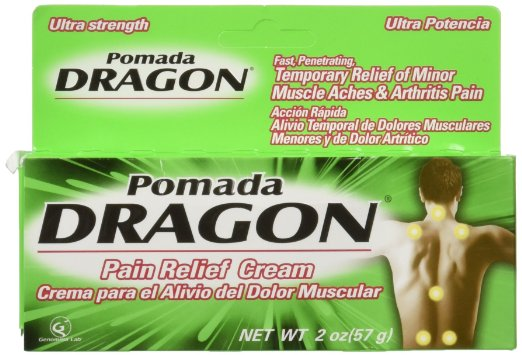 Dragon Pain Relief cream