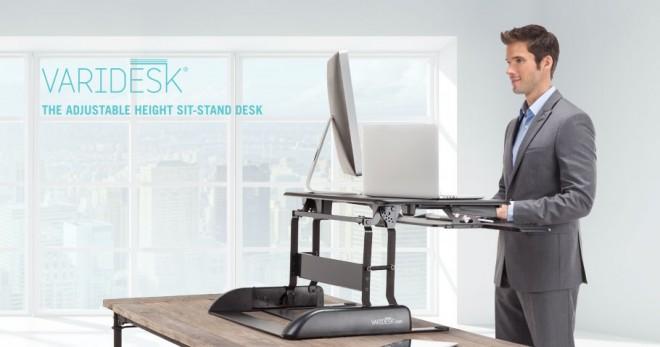 Varidesk Review Standing Desks Epic Reviews