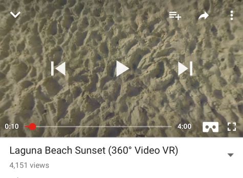 360 videos on YouTube