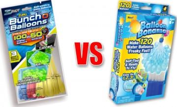 bunch o balloons vs balloon bonanza