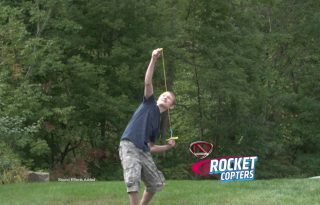 Rocket Copters review